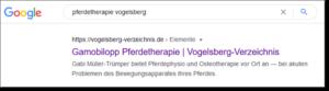 Vogelsberg-Verzeichnis: gefunden in Google